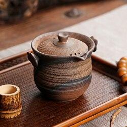 Criativo Japonês bules de cerâmica xícara de chá chaleira de Viagem gaiwan Porcelana gaiwan Kung Fu Jogo de chá jogo de chá chaleira Acessórios drinkware