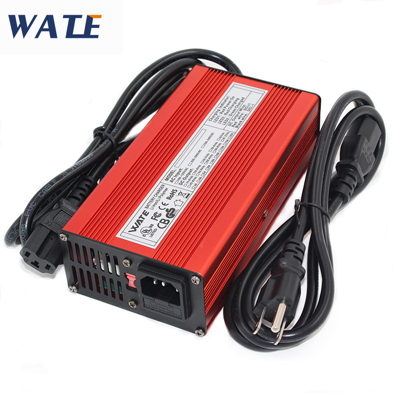 60V 2A Charger 20AH Lead Acid Battery Charger Adapter Smart Charging 2A For Electric Bicycle Bike