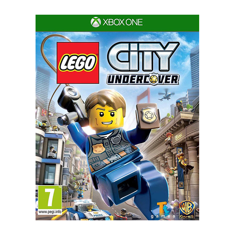 Game Deals xbox LEGO CITY Undercover Consumer Electronics Games & Accessories