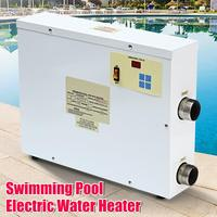 9000W Water Heater Constant Temperature 9KW 220V Electric Swimming Pool and SPA Bath Heating Tub Water Heater Universal