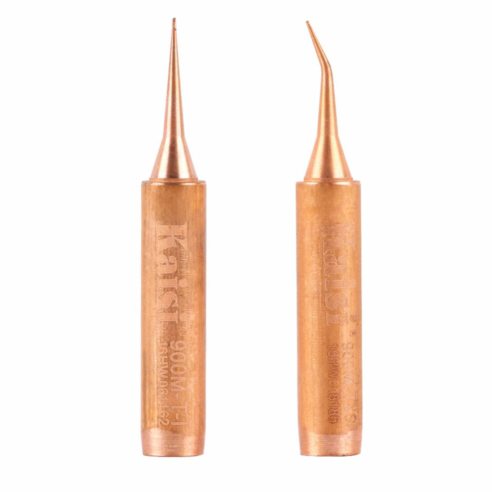 Kaisi Oxygen-Free Copper Soldering Iron Tip For Solder Station Tools Iron Tips