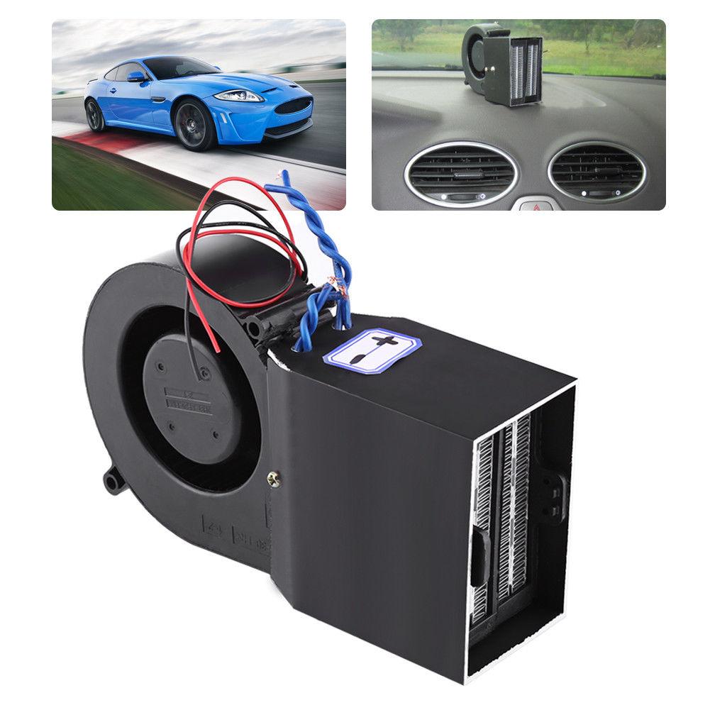 2 in 1 Portable Car SUV Auto Van Fan Heater Warmer Window Defroster Demister 12V
