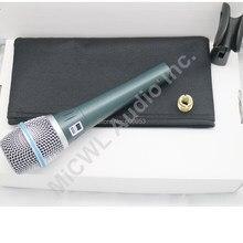 цена на Professional Beta87A Beta87 Handheld Mic Vocal Dynamic Microphone for Karaoke Speaking Lectures Dynamic Mics