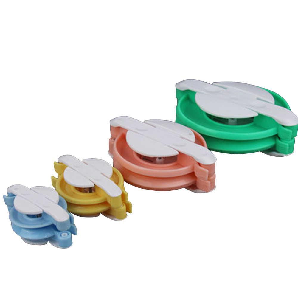 Mini DIY Pompom Criador Fluff Bola Weaver Agulha de Tricô Craft Ferramenta Tear Ferramenta