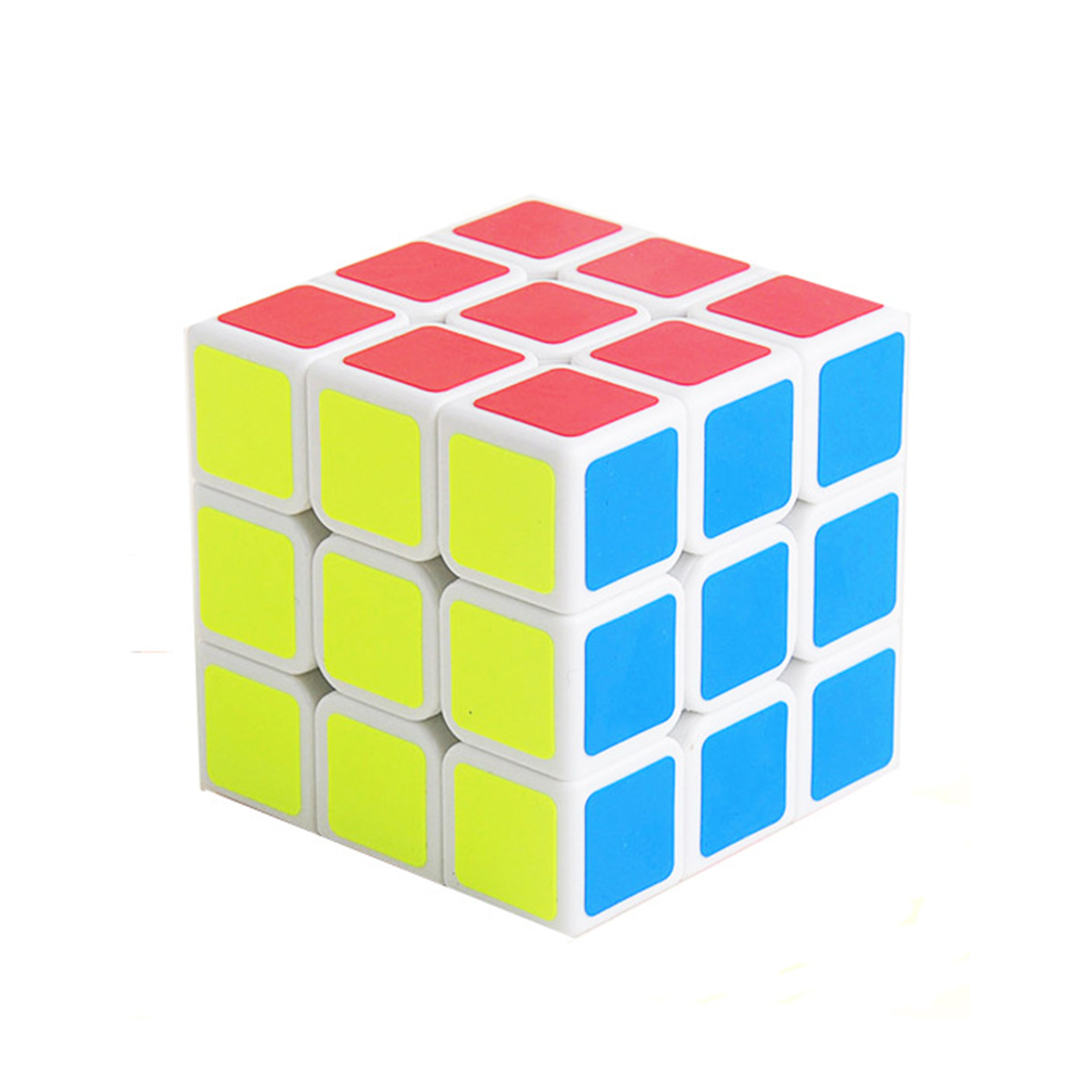 Professional Cube 3x3x3 5.7CM Speed For Toy cube antistress puzzle Sticker For Children adult Education toys(China)