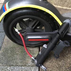 Image 5 - 自転車スクータータイヤバルーンポンプエアインフレータ拡張チューブインフレータチューブxiaomi mijia M365電動スクータースケートボード