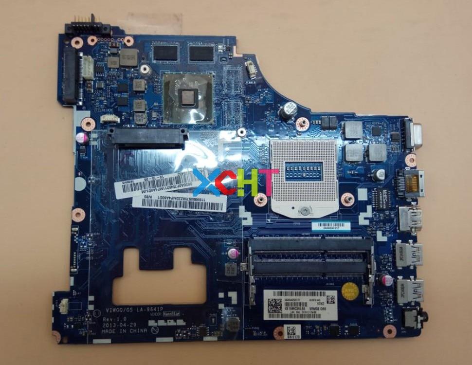 VIWGQ/GS LA-9641P w R5 M230 HD8560 Grafica HM86 per Lenovo Ideapad G510 Notebook Scheda Madre del PC Scheda Madre TestatoVIWGQ/GS LA-9641P w R5 M230 HD8560 Grafica HM86 per Lenovo Ideapad G510 Notebook Scheda Madre del PC Scheda Madre Testato