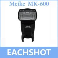 Meike MK 600 MK600 ETTL ETTL II HSS Speedlite for Canon Camera High Speed Sync Speedlight Flash Light for Canon DLSR Camera
