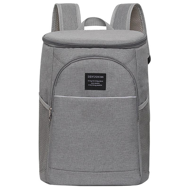 Us 16 79 30 Off Fashion Insulated Lunch Bag Children Back Pack Cooler Thermal Women Men S Boys With Water Bottle Holder In Bags