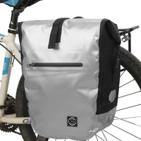B SOUL Waterproof Bicycle Bag bike Pannier Bag Large Capacity MTB Mountain Road Bike Cycling Rear Rack Seat Bags Cycle Accessor