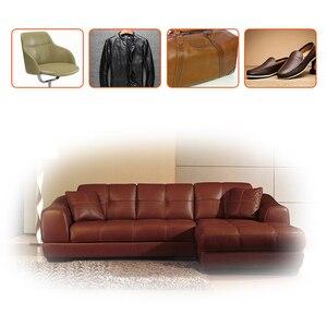 Image 4 - Visbella 72 piezas de cuero de vinilo de reparación Kit de limpieza de tapicería Actualización de asiento de coche sofá abrigos agujeros rascar grietas Rips