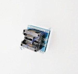 Image 4 - Pieno V10.35 TL866II Più TL866A TL866CS USB Universale Programmatore Bios/ECU Programmatore + 31 adattatori 1.8V nand08 flash 24 93 25 mcu