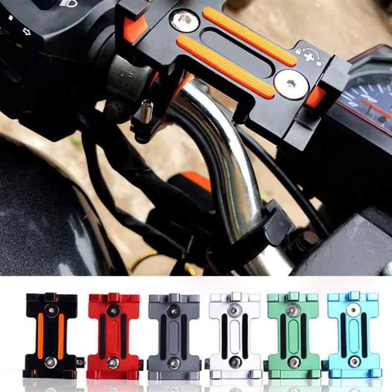 Крепление для телефона на велосипед, держатель для телефона из алюминиевого сплава, держатель для телефона на руль, поддержка gps, кронштейн с зажимом, подставка для езды на велосипеде, кронштейн, чехол