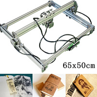 2000MW 65x50cm A2+ DIY Laser Engraver Cutter USB DIY Logo Mark Printer Cutter CNC Engraving Carving Machine For XP For Win 7 10