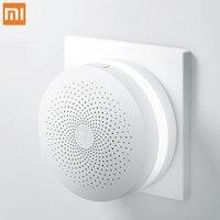 Xiaomi Mijia Multifunction Gateway 2 Wifi Remote Control Center Mi Smart Home Kit Alarm System Light Bell Body Sensor Controller