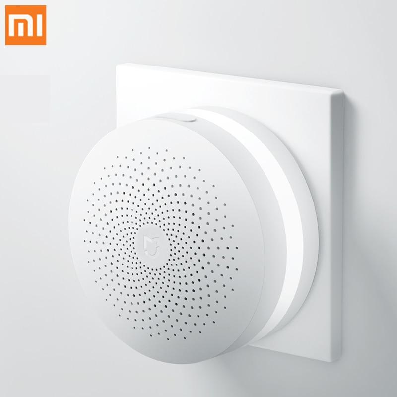 Xiaomi Mijia Multifunction Gateway 2 Wifi Remote Control Center Mi Smart Home Kit Alarm System Light
