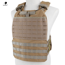 Hunting Accessories Body Armor Combat Assault Quick Release Tactical Molle Light Vest Plate Carrier Chest Rig Magazine Pouch wolf enemy ultralight ballistic plate carrier quick release police swat vest tactical ballistic armor plate carrier vest