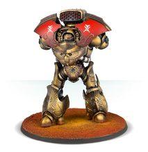 Legio Custodes Telemon ağır Dreadnought vücut