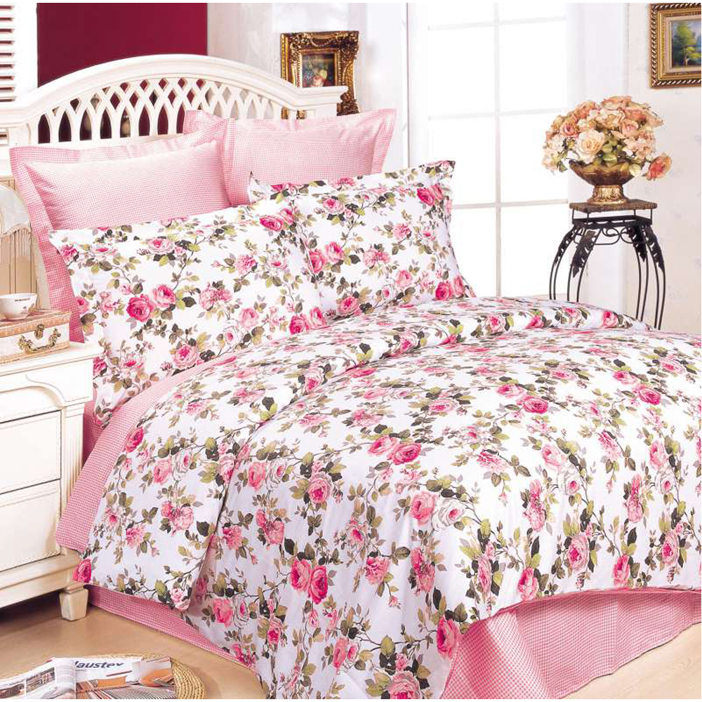 Bedding Set SAILID B-39 cover set linings duvet cover bed sheet pillowcases TmallTS colorful 3d butterfly print with white color duvet cover 4 piece bedding sets