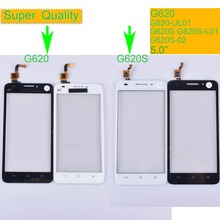 50Pcs/lot For Huawei Ascend G620 G620-UL01 Touch Screen Panel Sensor Digitizer G620S G620S-L01 G620S-02 G620S-L03 Touchscreen смартфон huawei ascend g620s g620s l01 g620s l01