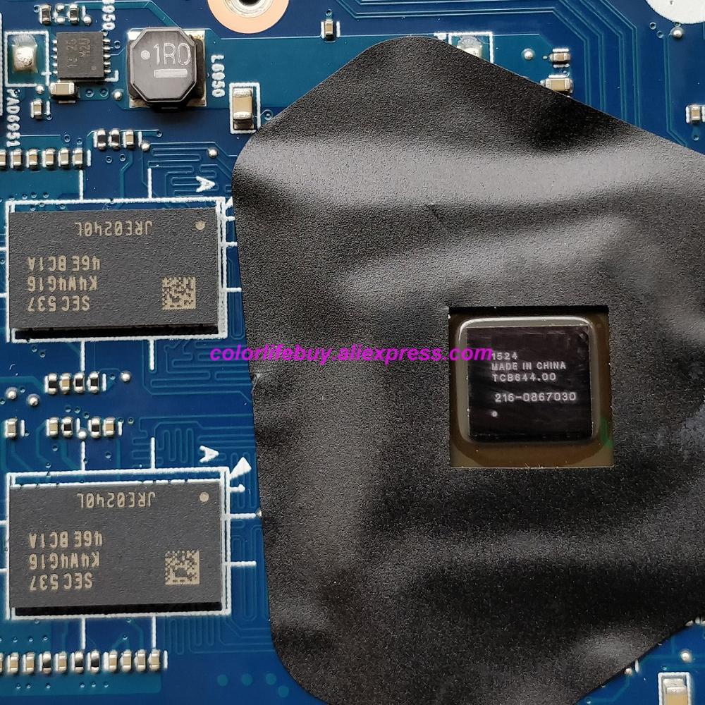 Image 4 - Натуральная 814511 501 814511 001 аккумулятор большой емкости w R5M330/2 ГБ A6 6310 материнская плата с процессором для ноутбука материнская плата для HP 14 AF серии ноутбук ПК-in Материнская плата для ноутбука from Компьютер и офис