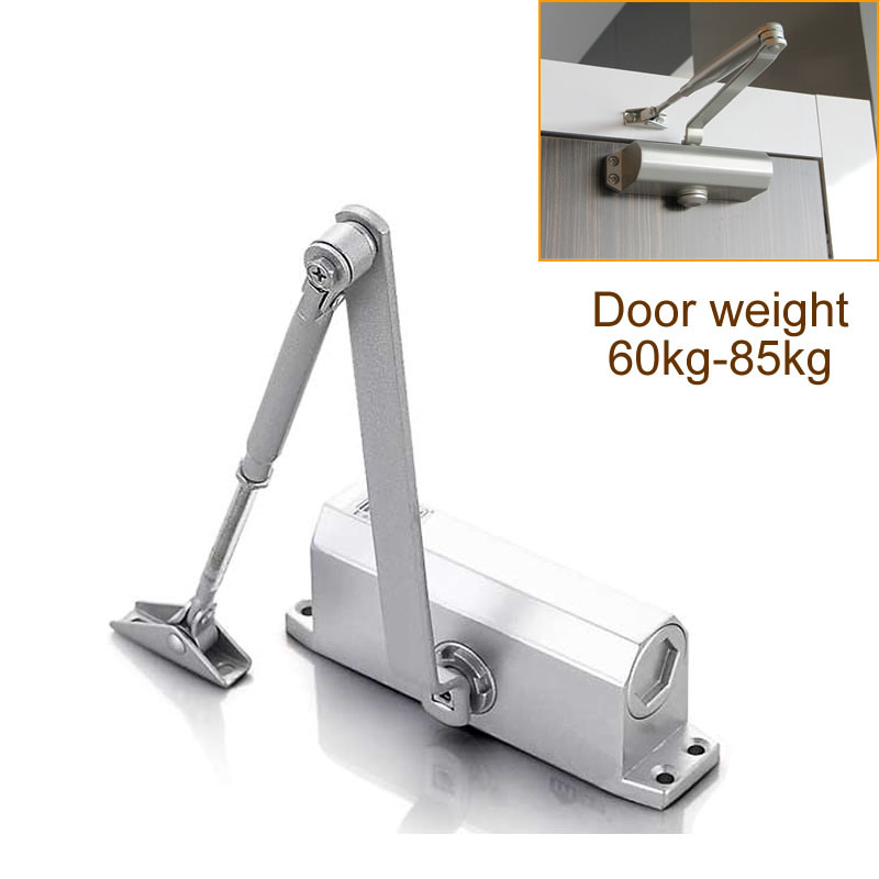 CNIM Горячая противопожарная дверь гидравлический Дверной доводчик для 65 кг-85 кг двери, сильный и прочный, Регулируемая сила фиксации, защищают Фрам, двери Ha