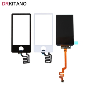 Image 1 - For Apple iPod Nano7 LCD Display 7th Touch Screen Panel Digitizer For iPod Nano7 LCD Nano 7 Touch Screen Replacement Parts