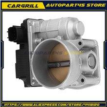 Восстановленные 16119-8J103 ME70 SERA576-01 161198J103 дроссельная заслонка двигателя Корпус в сборе подходит для Nisssan FX35 G35 & Infiniti ME70-04