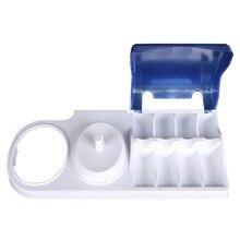 Venta superior de cepillo de dientes eléctrico Stander soporte para Oral B diente  cabezas de cepillo Base cargador soporte para . df4b31709d3b