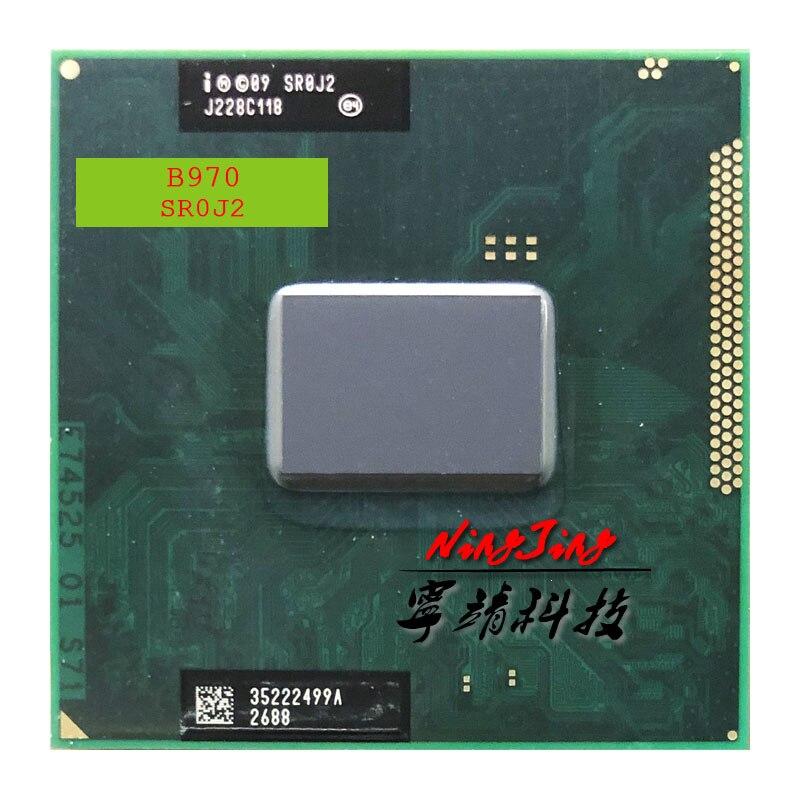 Intel Pentium Dual-Core Mobile B980 SR0J1 2.4GHz G2 Laptop CPU Processor