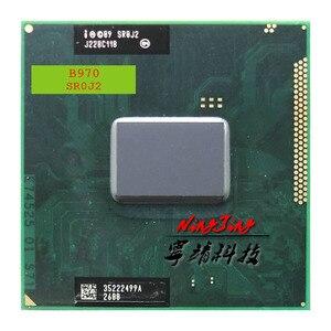 Intel Pentium B970 SR0J2 2.3 GHz Dual-Core Dual-Thread CPU Processor 2M 35W Socket G2 / rPGA988B
