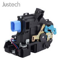 Justech Castle Rear Right Door Lock With Central Locking Actuator 7L0839016 For VW Golf V 2003 2009 Cars Rear Door Lock