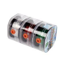 200M De Pêche Fluorocarbon Line0.1mm-0.6mm Naufrage Revêtement ligne de Nylon Résistant À L'usure Forte Principale accessoires de pêche Pesca