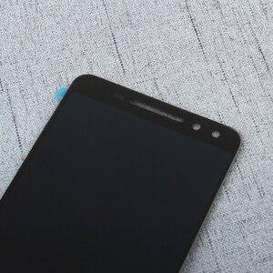 Image 4 - Ocolor para blackview max 1 display lcd e tela de toque digitador assembléia substituição com ferramentas + cola filme para blackview max 1
