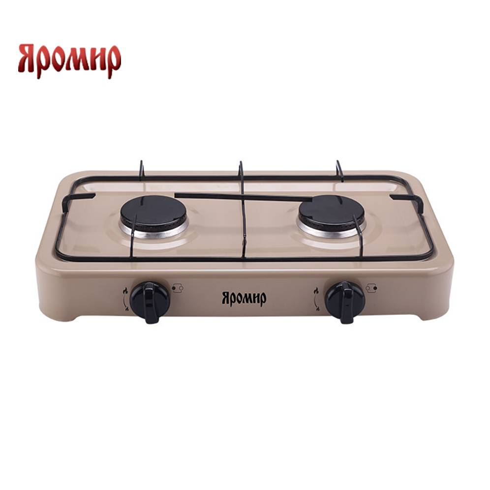 Hot Plates YAROMIR 0R-00003008 home kitchen appliances cooking plate cooktop YR-3012 gas stove hob