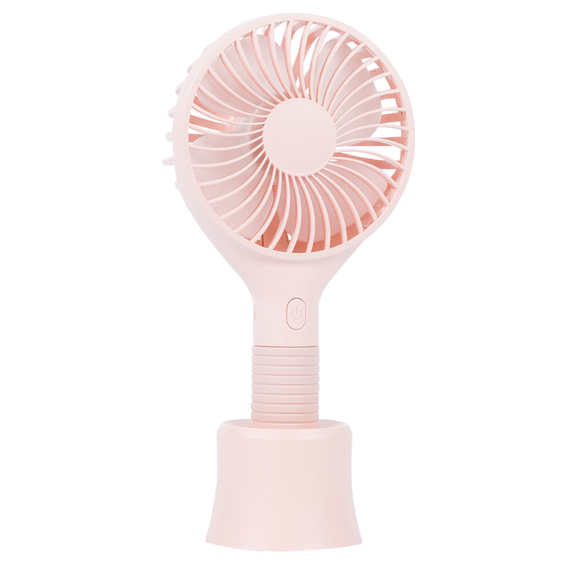 Cleaning Appliance Parts New Portable Handheld Rechargeable Built-in Battery Usb Port Portable Mini Desk Fan For Smart Home Special Summer Sale Home Appliance Parts