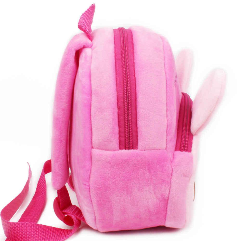 Anak Putri TK Tas Sekolah Balita Gadis Lucu Hewan Ransel Tas Buku