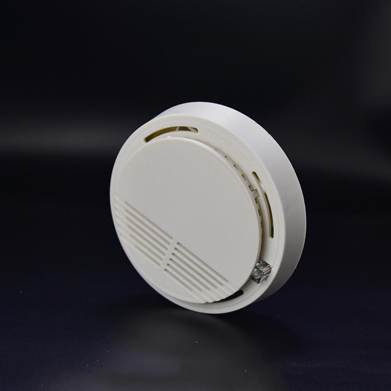 85dB Fire Smoke Photoelectric Sensor Detector Monitoring Home Office Building Restaurant Security System Fire Equipment