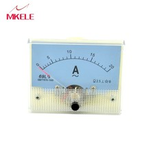 New Arrivals AC 69L9(20A) Durable Ammeter Current Ampere Meter Pointer Diagnostic-tool Tester Ampermeter Amperimetro China