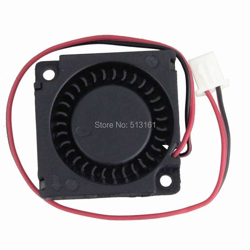 20 pieces Gdstime 12V Ball Bearing 30MM 3CM Blower Fan 30MM X 10MM Brushless 3D Printer Fan Cooling Cooler Fan in Fans Cooling from Computer Office