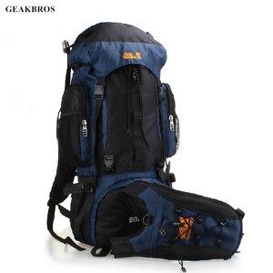 70L Waterproof Outdoor Bag Nyl