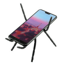 Portable Universal Slim Holder Spider Mobile Phone Holder Intelligent Toys for Cell Phone Holder Car Interior Accessories(China)