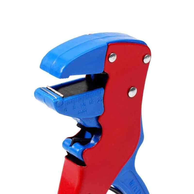 جديد التلقائي البسيطة المحمولة أداة تعرية أسلاك الكابلات متعددة الوظائف التلقائي بطة بيل تجريد كماشة المكشكش القاطع اليد أدوات
