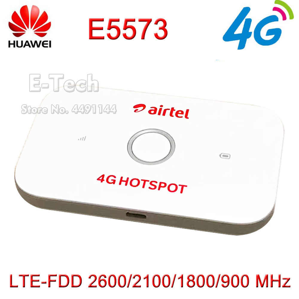 Unlocked Huawei E5573 E5573s 606 CAT4 150M 4G WiFi Router