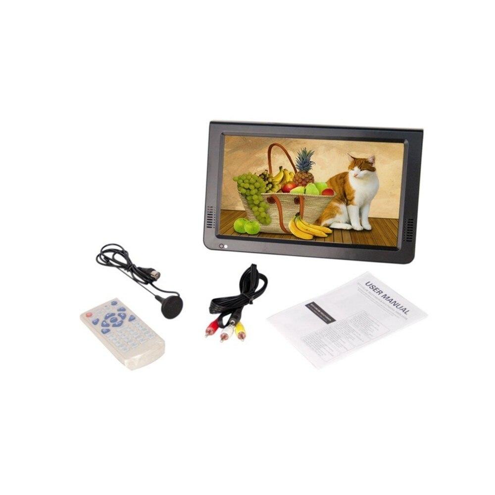 Support de télévision Portable analogique numérique PVR USB TF carte 1500 mah batterie