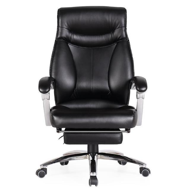 Sandalyeler Gamer boss T Shirt Bilgisayar Sandalyesi Armchair Sessel Leather Office Poltrona Cadeira Silla Gaming Chair