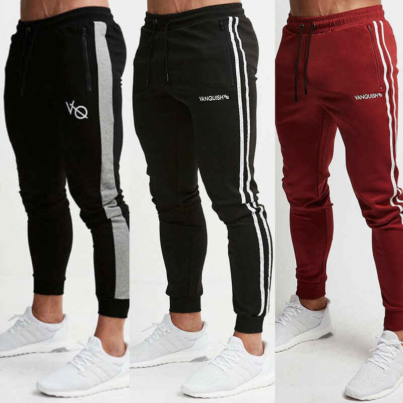 Mannen Casual Harembroek Training Jogging Broek Fitness Broek Joggingbroeken Sportwear