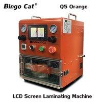 Novecel Q5 оранжевый ЖК дисплей Экран ламинатор ЖК дисплей Стекло ОСА ламинатор для мобильного телефона Экран ремонт изогнутые плоские таблетк