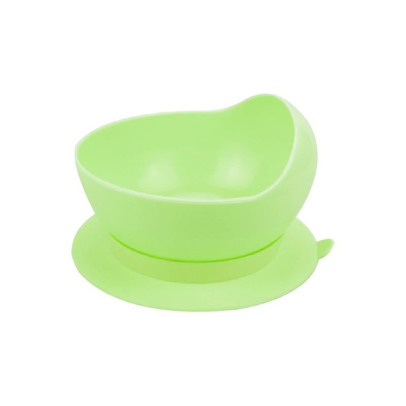 Pet Plastic Non-slip Bowl Frog Food Grade PP Silicone Suction Cup Cat Dog Feeding Storage Grain Barrel Supplier image