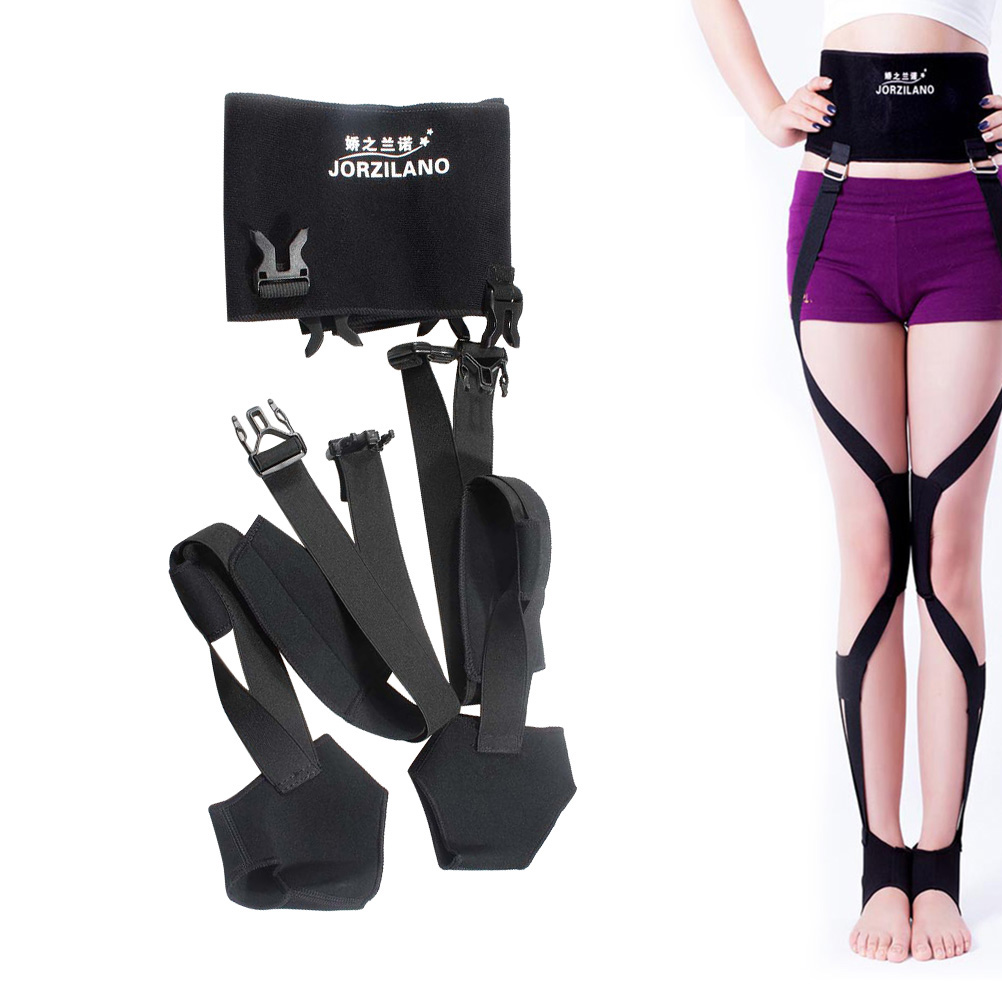 Legs Posture Corrector Knock Knees Shape Comfortable Adjustable Soft O/X Legs Correction Belt Straightening BandageLegs Posture Corrector Knock Knees Shape Comfortable Adjustable Soft O/X Legs Correction Belt Straightening Bandage